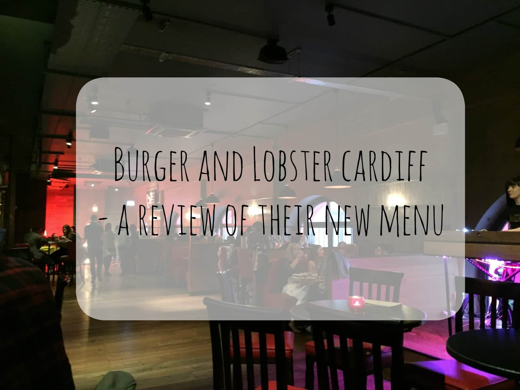 burger and lobster review
