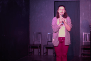 Alise Morales at The Annoyance in NY (Video)