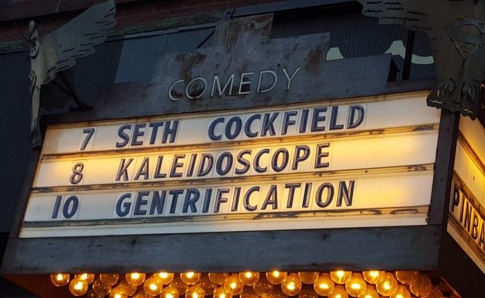 Kaleidoscope (Comedy Show Recap)