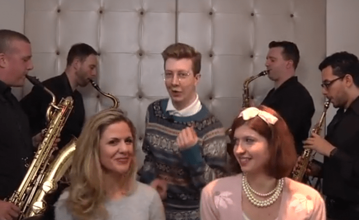 "Holiday Road – ""German"" Sax Quartet Version (Video)"