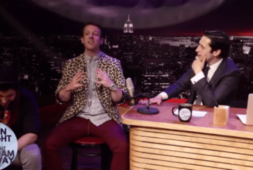 Macklemore Interview Fallon Tonight (Video)