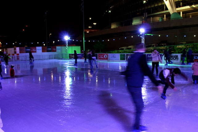 Wembley ice rink 2