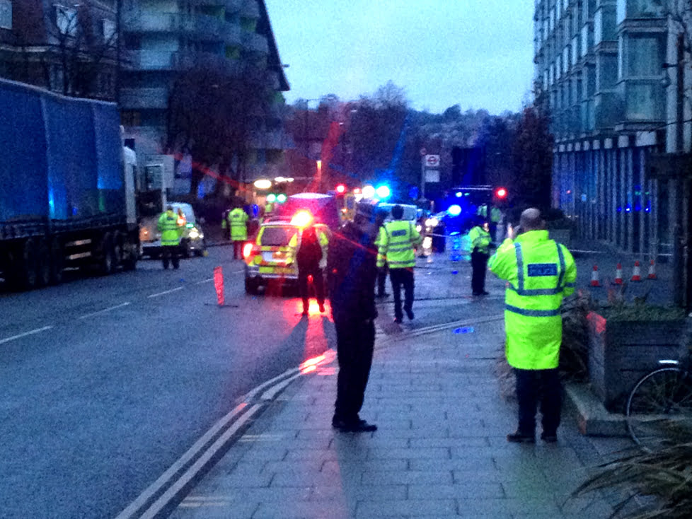 Another Pedestrian Killed On Busy Wembley Park Roads