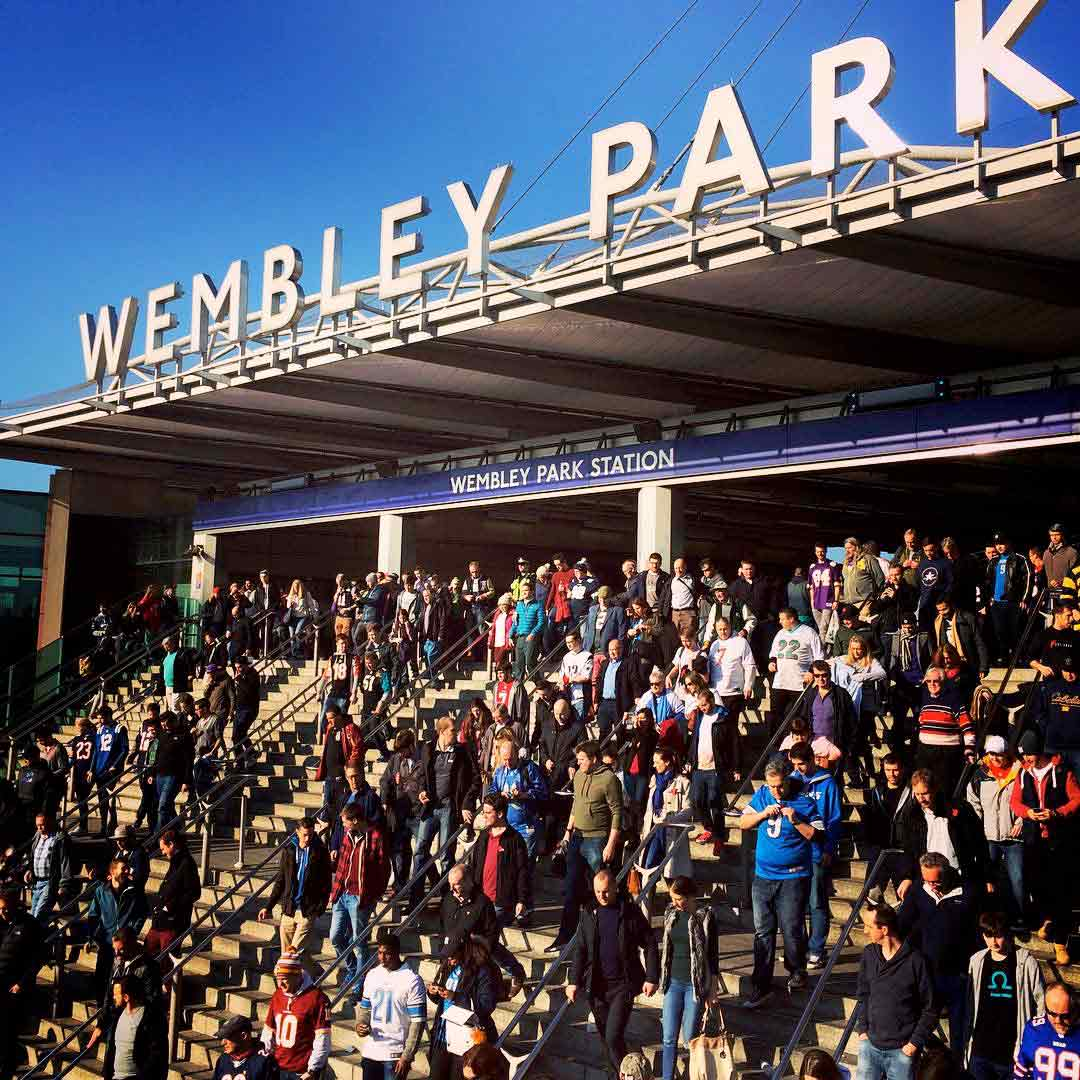 Wembley Park ticket windows to close forever