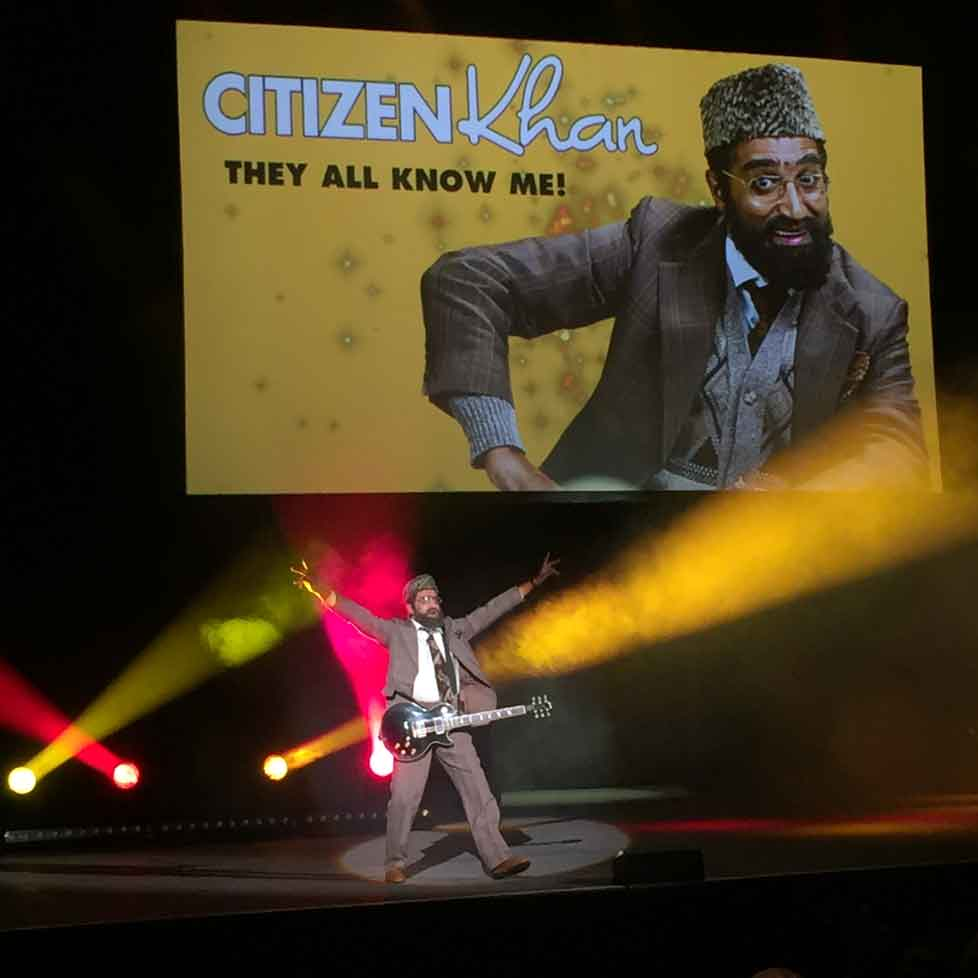 Citizen Khan at SSE Arena Wembley