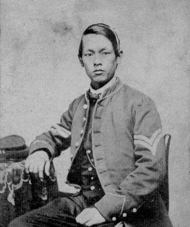 Corporal Joseph Pierce