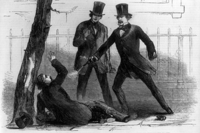 Homicide of P. Barton Key by Hon. Daniel E. Sickles