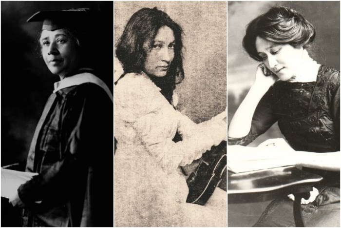 Dr. Anna J. Cooper, Zitkala-Ša, and Sui Sin Far
