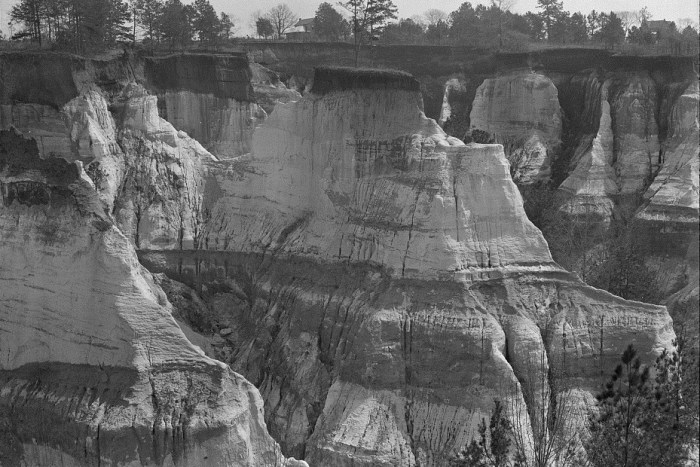 Erosion in Stewart County, Georgia, 1937