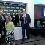 sponsor Brian Weidi