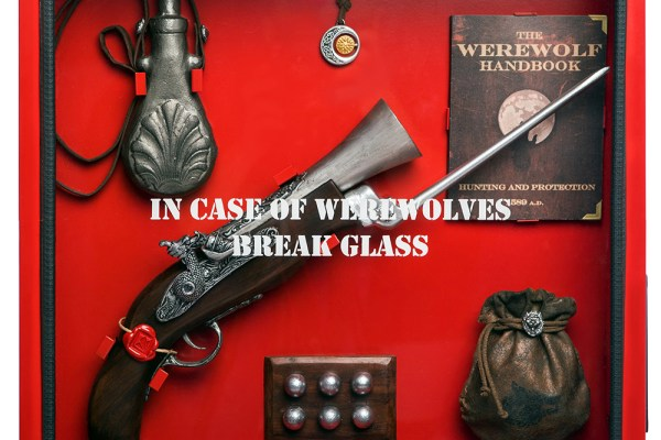 In Case Of Werewolf Kit