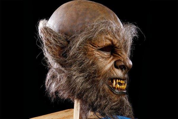 Rick Baker's Sir John Talbot mask