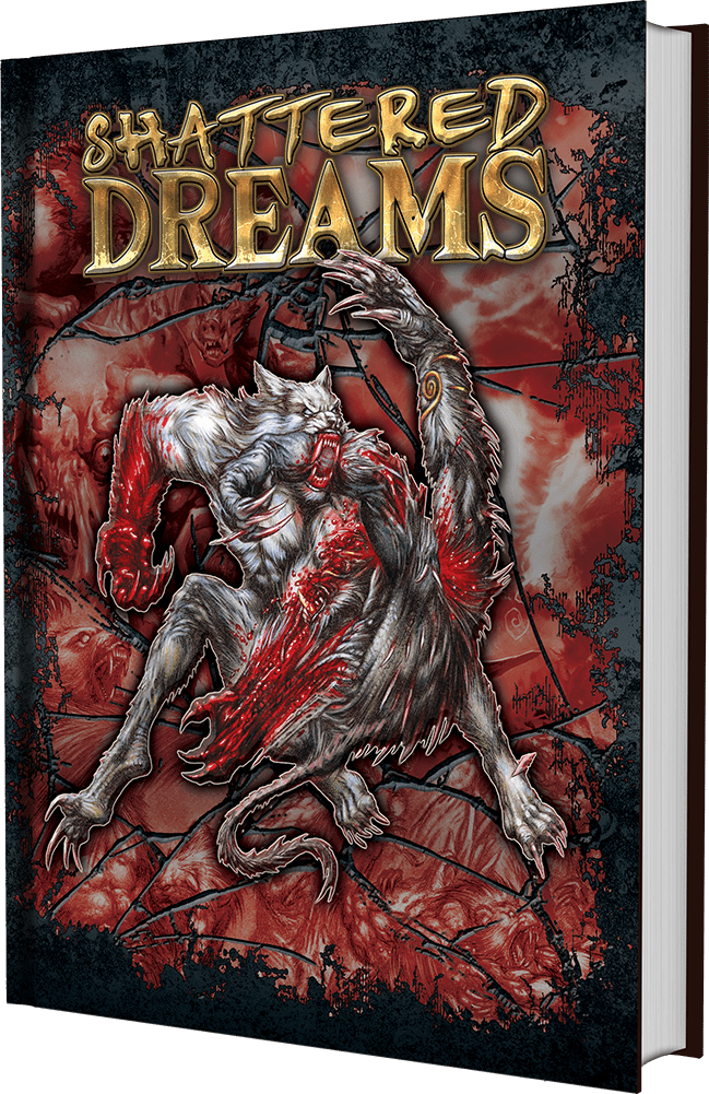 Deluxe Werewolf 20th Shattered Dreams