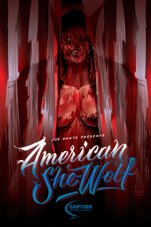 American She-Wolf