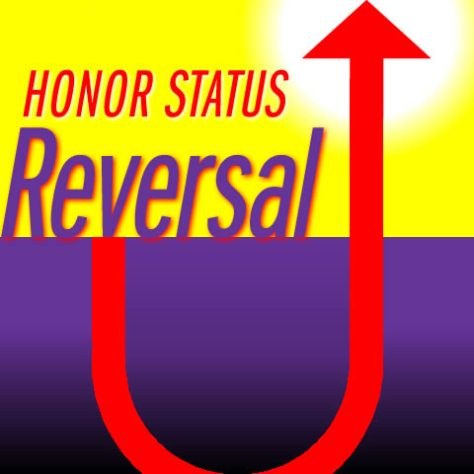 Honor-status reversal is a major motif in the Bible