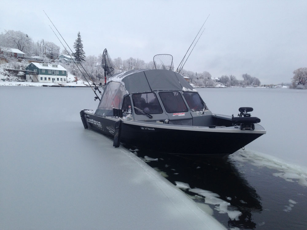 bay of quinte fishing charter - werners angling adventures