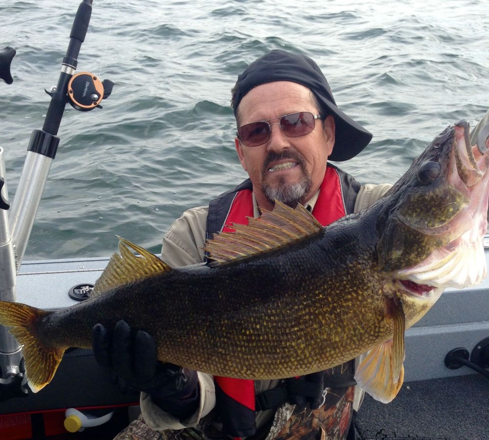 Werners Angling Adventures   Bay of Quinte Fishing Charter