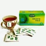 Teh Pelangsing Jiang Zhi Tea dari Tiens, Teh Hijau Untuk Diet Alami