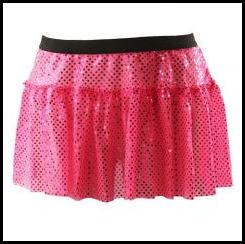 pink-team-sparkle-skirt