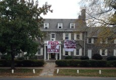 Pro-Fraternity Actions During Homecoming