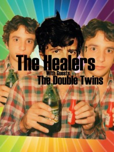 The Double Twins Release Their New EP with The Healers Tomorrow At Earth House