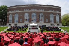Wesleyan University Commencement 2015 [Liveblog]