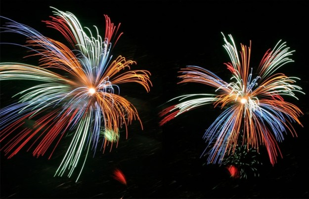 The result of my foolhardy attempt at finding pyrotechnics on google images