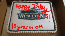 Happy Wesleyingiversary: We're Turning 10!
