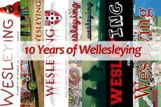 [LIVEBLOG] Wesleying's 10 Year Anniversary