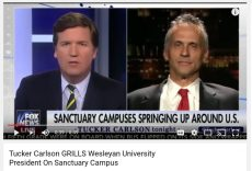 VIDEO: MRoth Appears On Fox News To Talk Sanctuary Campuses