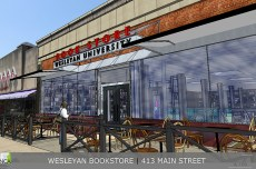 Wesleyan Bookstore Will Move to Main Street Next Spring