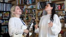 Overcoats Perform on NPR's All Songs Considered