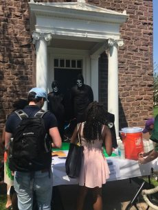 Skull & Serpent Host a Demonic Lemonade Stand for Charity