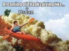 LIVEBLOG: Usdan Thanksgiving