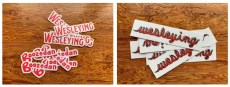 We're Selling Stickers! So That We May Perpetuate Our Existence!