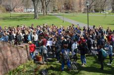 Students and Custodians Allege Labor Violations against Wesleyan