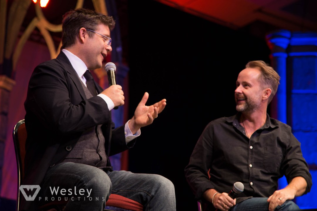 Sean Astin and Billy Boyd- Fantasy Con 2014-9761