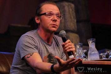 Simon Pegg - Actor