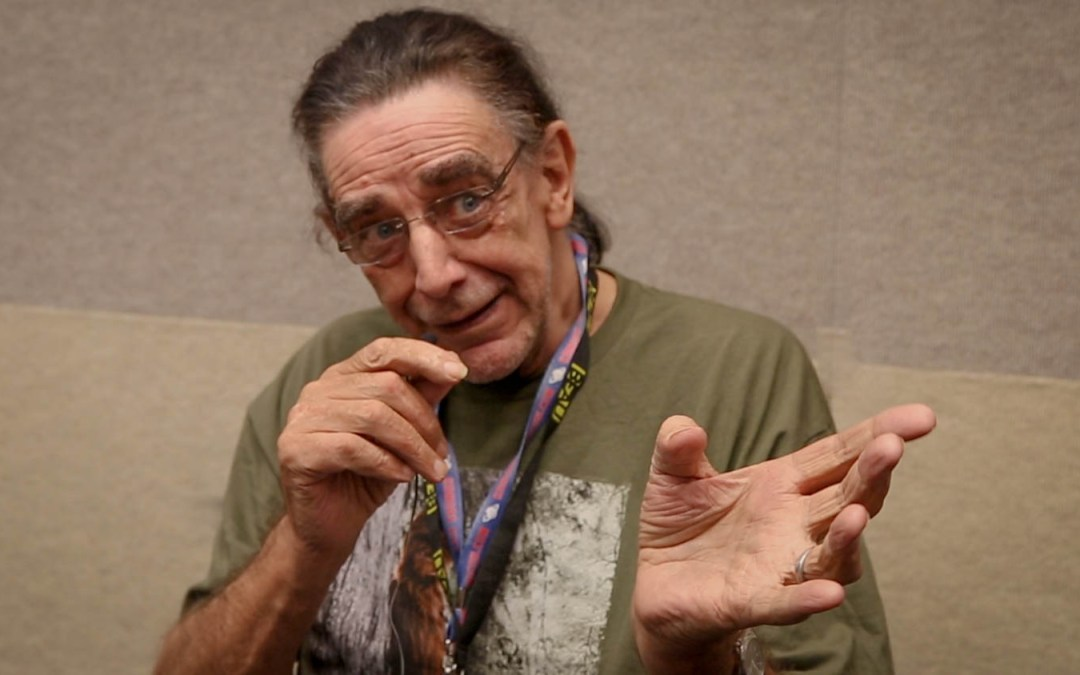 Peter Mayhew – Chewbacca