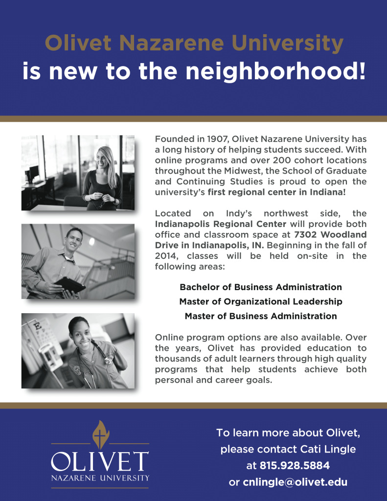 Indy New Neighbor Flyer