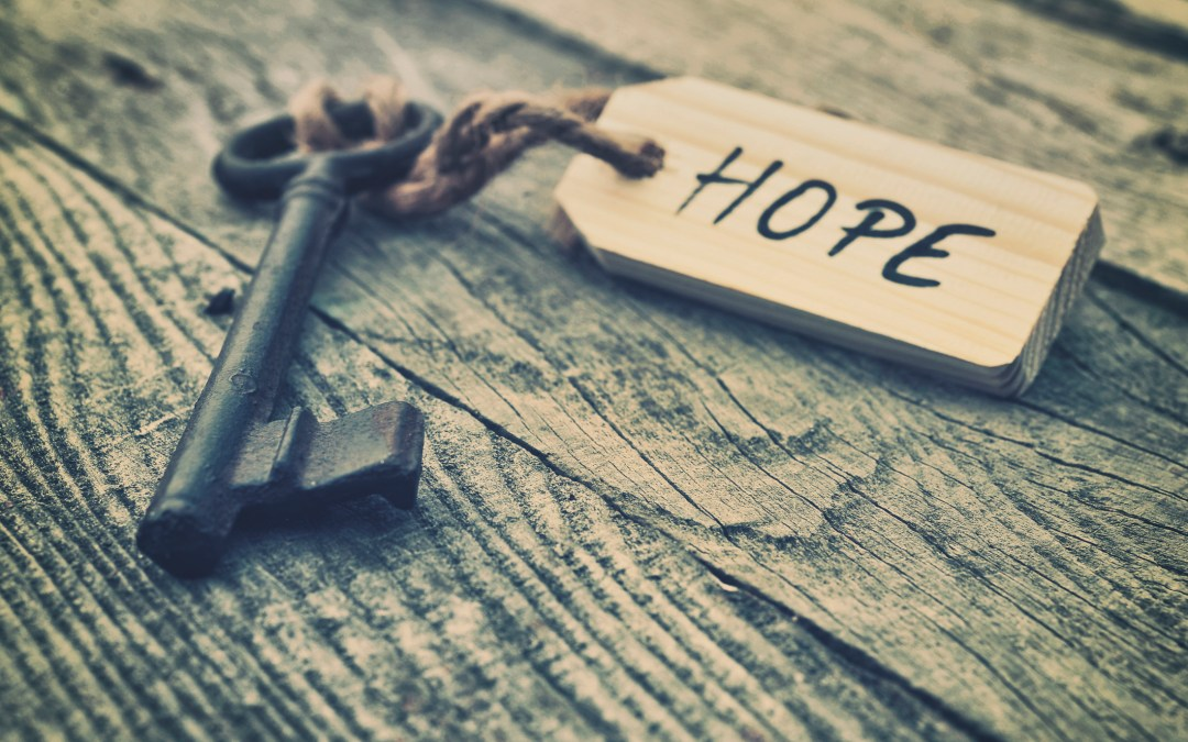Three important words for Today: Hope, Joy, Peace