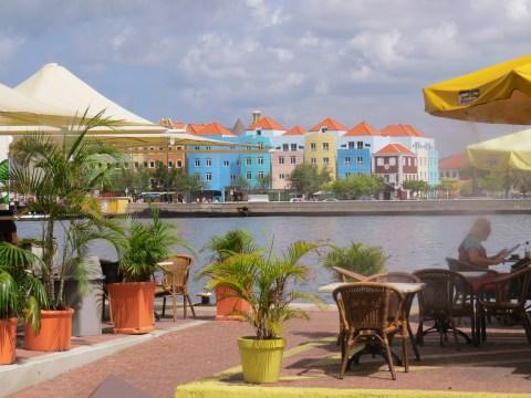 Curacao Buildings