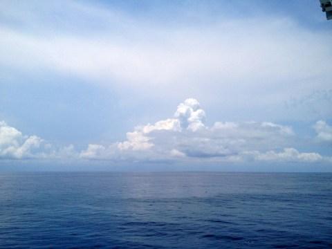 North Pacific Ocean