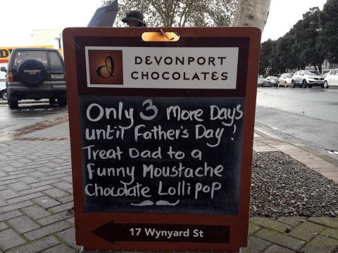 Devonport Chocolates