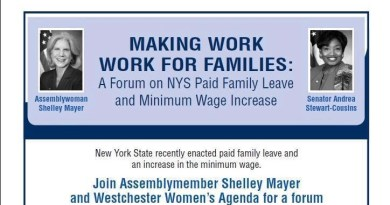 Paid Family Leave, Minimum Wage Forum; 9-Year-Old Finds 1.53 Carat Diamond