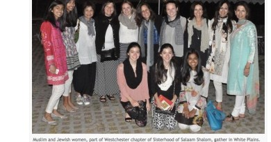 Muslim, Jewish Women Make Fun, Peace in White Plains; Support Group for Parents of Transgender Youth