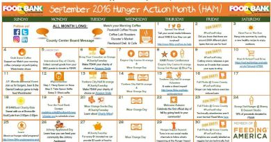 September is Hunger Action Month; Bronxville Junior Spends Summer Conducting Cancer Research