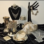 Vintage Jewelry and Silver