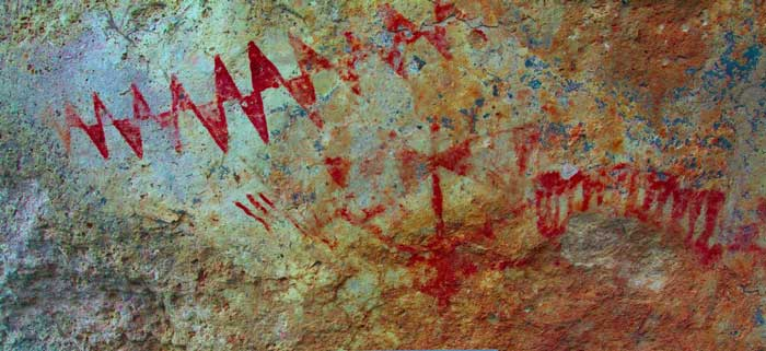 Hallucinogenic Plants May Be Key to Decoding Ancient Southwestern Paintings, Expert Says