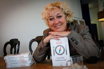 Schrijfster Mariska Appelman